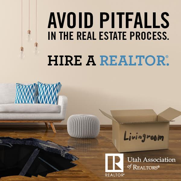 Avoid Pitfalls in the real estate process. Hire a REALTOR®